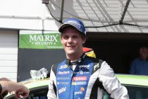 Van de Poele test NASCAR Whelen Euro Series-bolide
