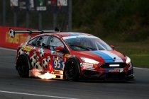 """24H Zolder: Ryan McLeod: """"Lange weg afgelegd, maar werken aan opvolger Focus V8"""""""