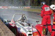 24H Zolder: De brandende McDonald's Racing Norma