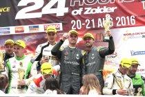 Guillaume Dumarey mikt naast NASCAR ook op Belgische Endurance