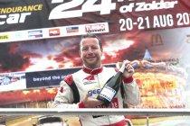 24H Zolder: Tim Joosen gemotiveerder dan ooit om te winnen in Zolder