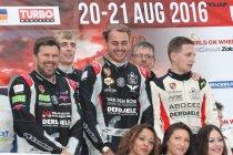 24H Zolder: De finish, het podium en vreugdetaferelen