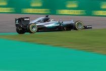Italië: VT2: Wederom Mercedes 1-2 voor Ferrari-dubbel