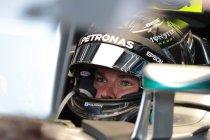 Japan: Nico Rosberg tweemaal de snelste in de vrije trainingen