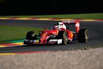 België: Raikkonen boven in derde en laatste training