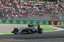 Mexico: Hamilton op pole - Rosberg nipt tweede