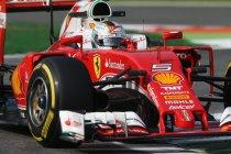 Ferrari vraagt herziening van Vettel's straf
