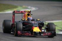Verenigde Staten: Red Bull op kop in laatste vrije training