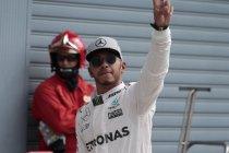 Brazilië: Hamilton op pole voor Rosberg - Verstappen vierde