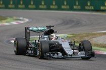 Mexico: Eerste vrije training voor Hamilton - Remproblemen bij Verstappen