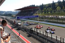 4H Spa: 35 wagens aan de start