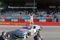 Bert Longin stopt met NASCAR - Guillaume Dumarey naast Anthony Kumpen