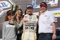 Stienes Longin debuteert op Amerikaanse NASCAR-ovaal