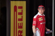 België: Räikkönen snelste in eerste vrije training – Massa van de baan