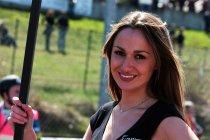 Zolder: Qualifying Race: Vrouwelijk schoon en de startgrid