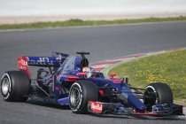 Video's: F1-bolides in actie te Barcelona