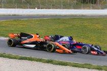 Driejarig contract tussen Toro Rosso en Honda