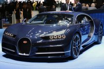 Wereldprimeur: 3D printer produceert remklauwen voor de Bugatti Chiron
