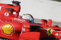 Bahrein: VT1: Vettel op kop – Vandoorne aan de kant met pech