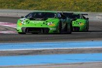 GRT met drie Lamborghini's in Blancpain GT Series & ADAC GT Masters