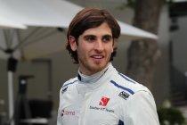 Antonio Giovinazzi volgend seizoen bij Sauber
