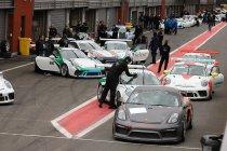 Porsche GT3 Cup Challenge Benelux official testday 2017