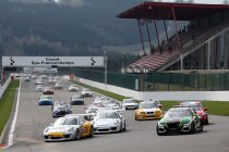 Spa 400: Porsche Cup's palmen gans podium in