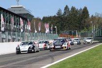 6H Spa: De Porsche GT3 Cup Challenge Benelux in beeld gebracht