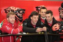 Ferrari met zelfde rijdersduo's naar Super Season