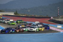 Start 2017 BGTS Endurance Paul Ricard 1000 km