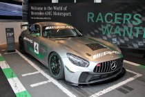 SRT met drie Mercedes AMG GT4 in Belcar & SRO GT4 European Series