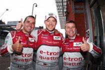 6H Spa: Audi #1 met Lotterer/Fässler op de pole - Toyota op een seconde!