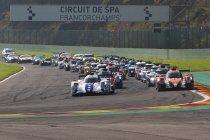 41 deelnemers voor de European Le Mans Series