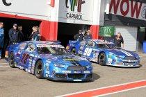 Drukke agenda's voor Tom Boonen en Pedro Bonnet met prioriteit voor NASCAR