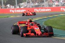 Geen nieuwe motor nodig voor Kimi Räikkönen