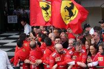 Duitsland: Is Ferrari de nieuwe favoriet?