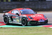 Zolder Superprix: PG Motorsport met Marnik Battryn, Johan Huygens & Tijn Jilesen
