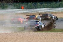 NRF: Beelden van de Blancpain GT-actie op zaterdag