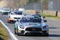 Audi en Ginetta pakken pole voor openingsmanches GT4 European Series