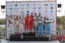 NRF: Van Hooydonk/Magnus/Thiers winnen seizoensopener