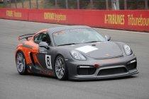 Nieuwe Porsche Cayman cup in Belcar?