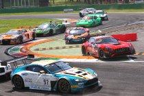 GT Rebellion Series ziet eerste manche in Monza geschrapt worden