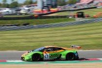 Brands Hatch: GRT Lamborghini verliest kwalificatiechrono's