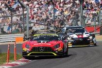 Brands Hatch: De Blancpain GT Sprint Cup in beeld gebracht