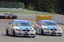 BMW Team Van der Horst met twee BMW's Clubsport naar 24H Zolder