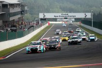 TCR Europe kalender aangepast – Spa in juli