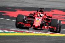 Oostenrijk: Vettel voert VT3 aan - Vandoorne 18de