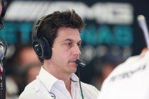 Mercedes-motor niet sterk genoeg volgens Toto Wolff