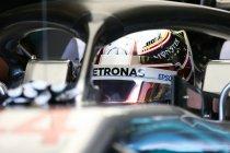 Japan: Hamilton weer op kop tijdens laatste vrije training - Vandoorne P19