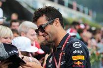 Daniel Ricciardo weg bij Red Bull op het einde van het seizoen
